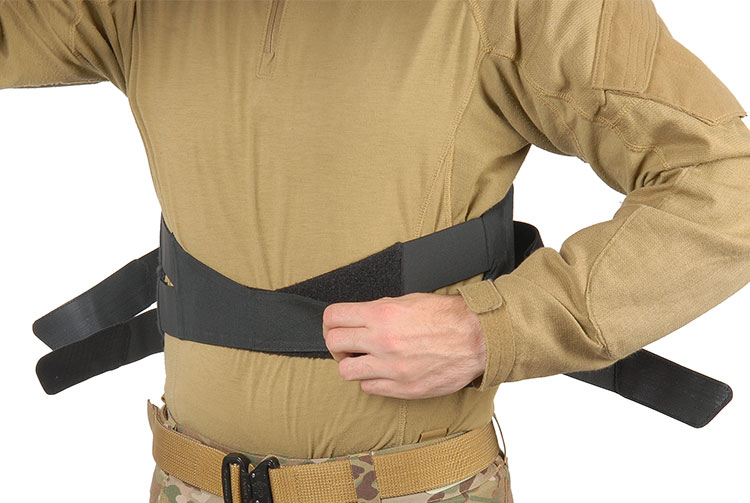 THOR Concealabl Reinforced Vest - Lumbar Support