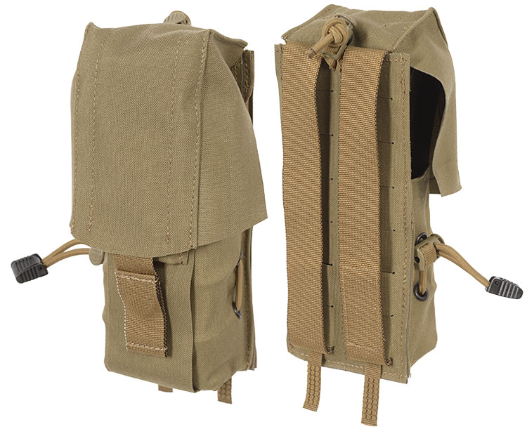 THOR Double AR Mag Pouch Swift - front and back