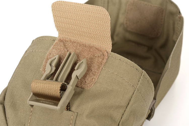 THOR LMG 100 Pouch - double closure