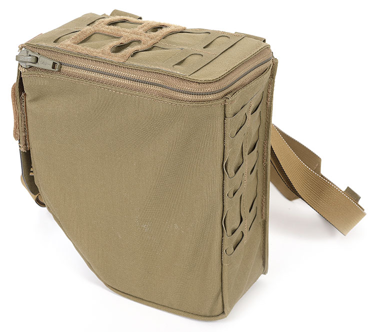 THOR LMG 200 Pouch - front