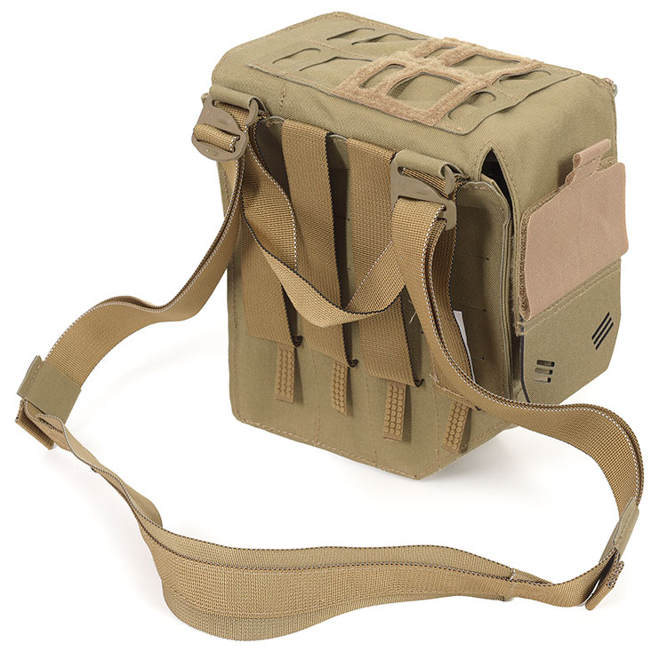 THOR LMG 200 Pouch - back