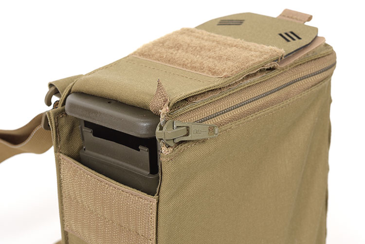THOR LMG 200 Pouch - Zipped acces