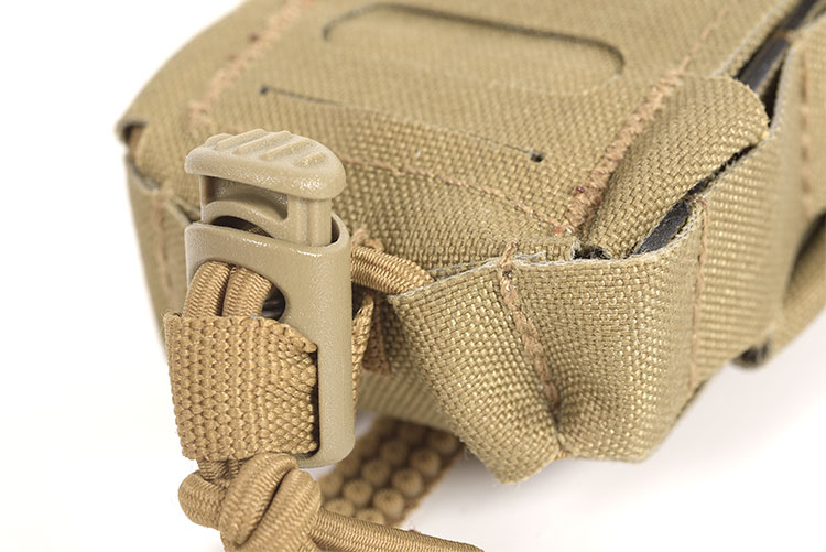 THOR Modular Expandable PDW Mag Pouch - Cordstopper