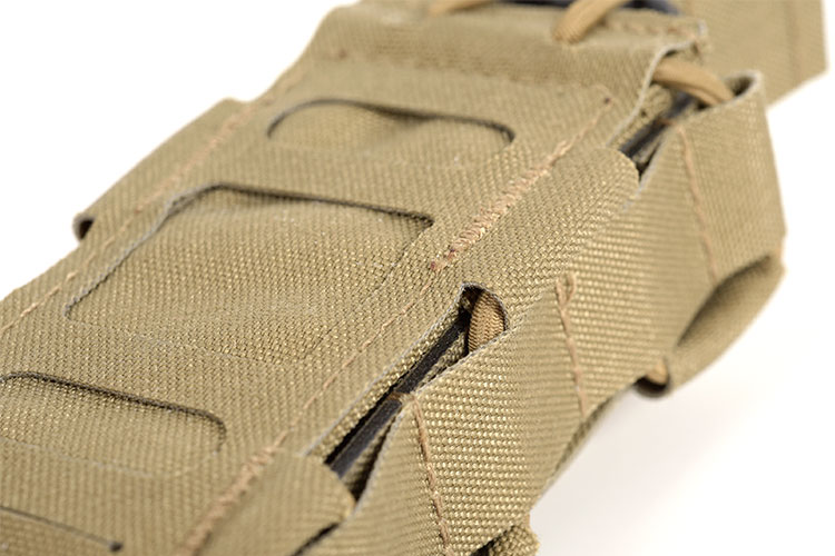THOR Modular Expandable PDW Mag Pouch - Expandable side wall