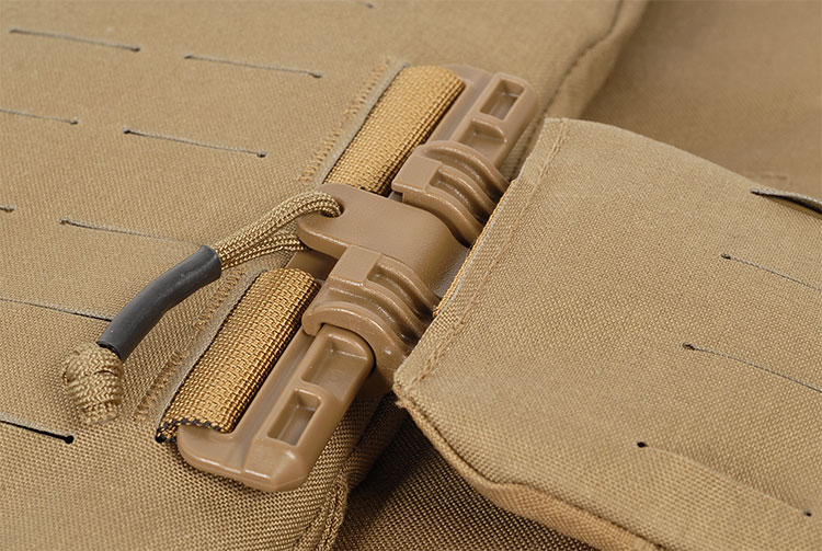 THOR Plate Carrier - Tubes