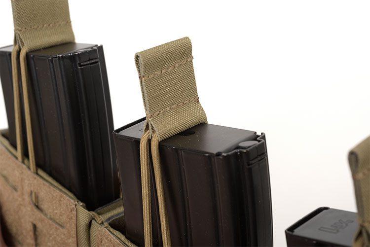 THOR Quad Modular Expandable AR/BR Mag Pouch - details