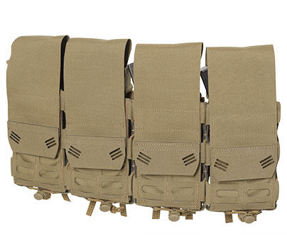 THOR Quad Modular Expandable AR/BR Mag Pouch