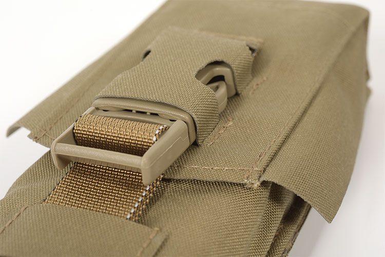 THOR Single AR Mag Pouch - speed lock SR-buckle