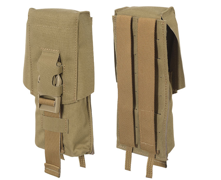 THOR Single AR Mag Pouch - front and back
