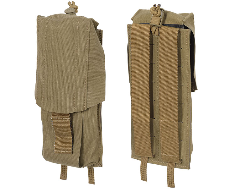 THOR Single AR Mag Pouch Swift - front and back
