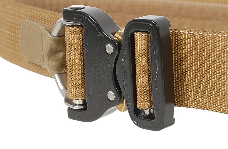 THOR Tactical Belt - Cobra D-Ring