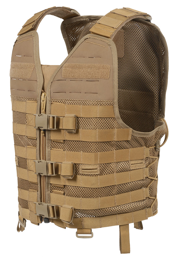 THOR Tactical Vest - front