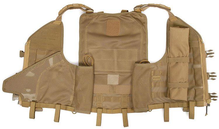 THOR Tactical Vest - inside
