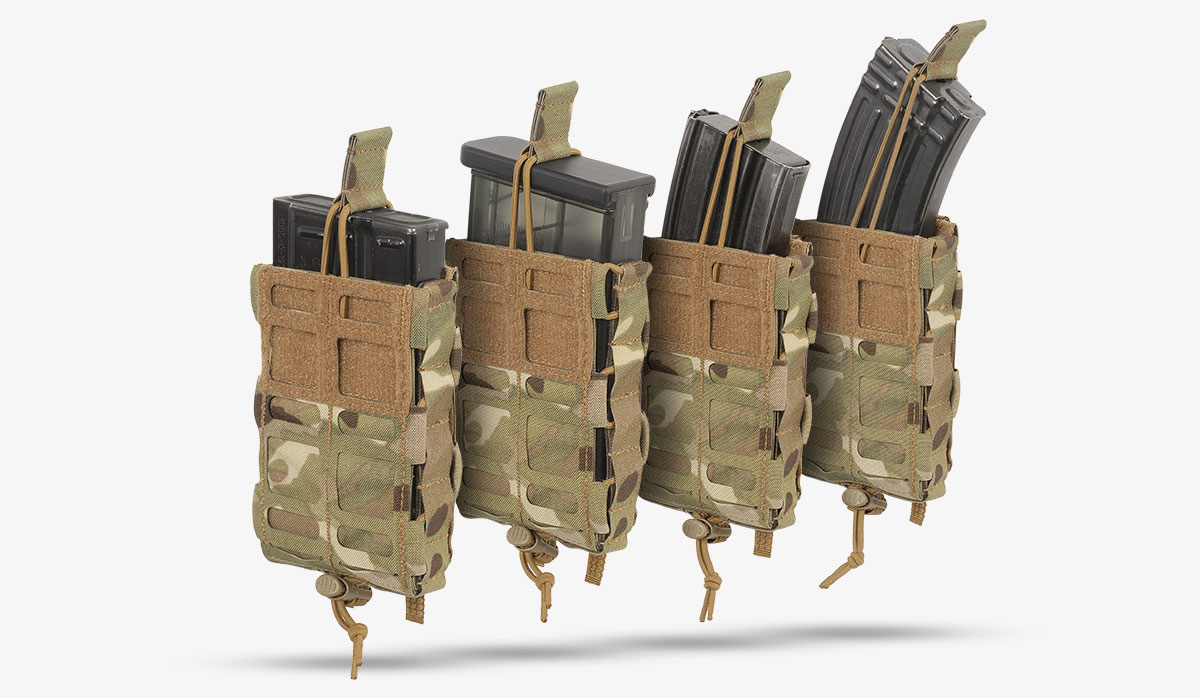 THOR Load Bearing - triple AR mag
