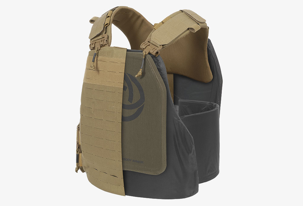 THOR Protection Carrier with Soft Ballistic and Hard Ballistic protection