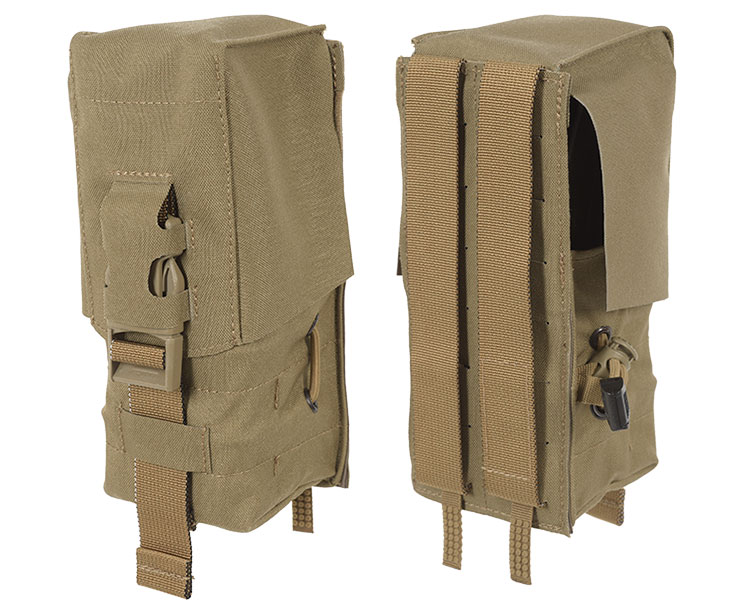 THOR Triple AR Mag Pouch - front and back