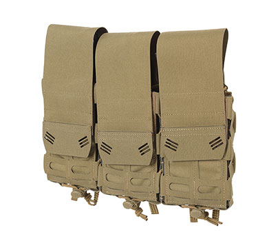 THOR Triple Modular Expandable AR/BR Mag Pouch
