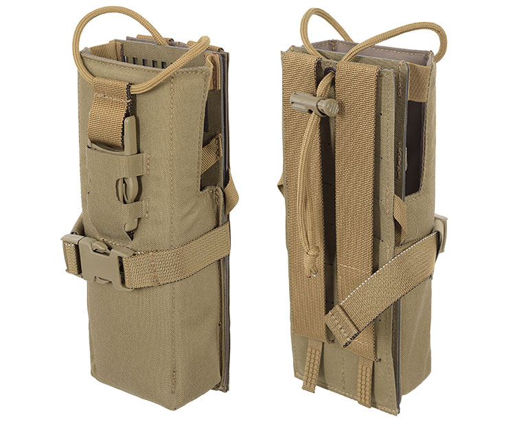 THOR AN/PRC 148 Pouch - front and back