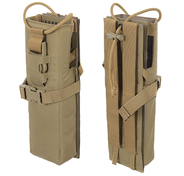 THOR AN/PRC 152 Pouch - front and back