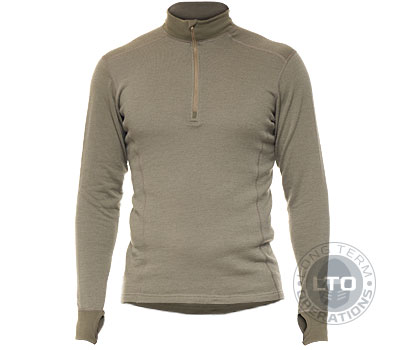 GARM LTO Zip Neck 200