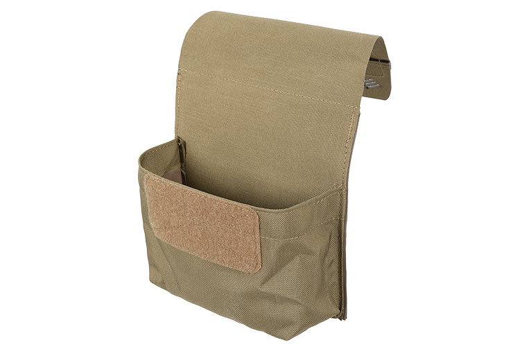 THOR IND Med Bravo Pouch Holder - open