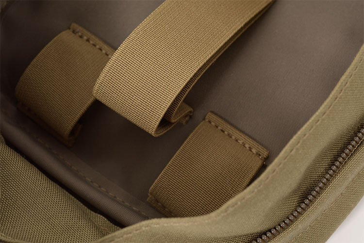 THOR IND Med Pouch - elastic bands