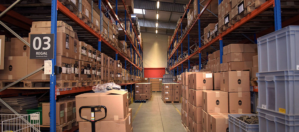 NFM's Warehouse