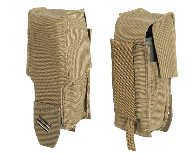 THOR Single 40 RGR Pouch - front and back
