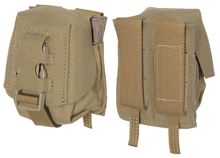 THOR Single Hand GR Pouch - front and back