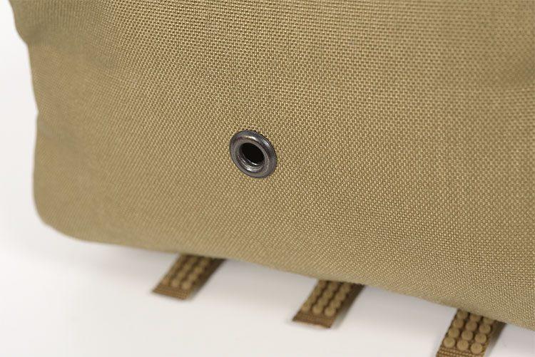 THOR VRT Utility Zip Pouch - eyelet