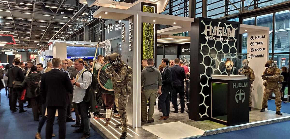 NFM at MILIPOL 2019