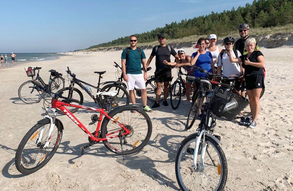 CSR Activities - bike trip